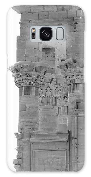 Columns Galaxy Case by Silvia Bruno
