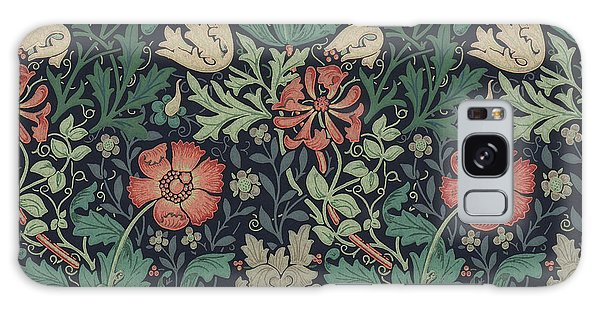 Tapestry Galaxy Case - Compton by William Morris