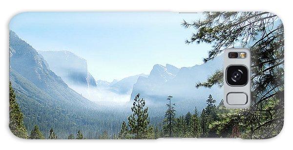 Controlled Burn Of Yosemite Galaxy Case