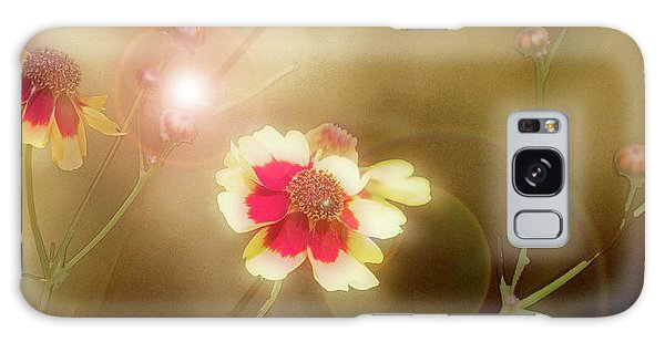 Coreopsis Flowers And Buds Galaxy Case