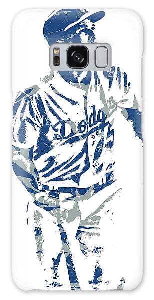 Corey Seager Los Angeles Dodgers Pixel Art 10 Galaxy S8 Case
