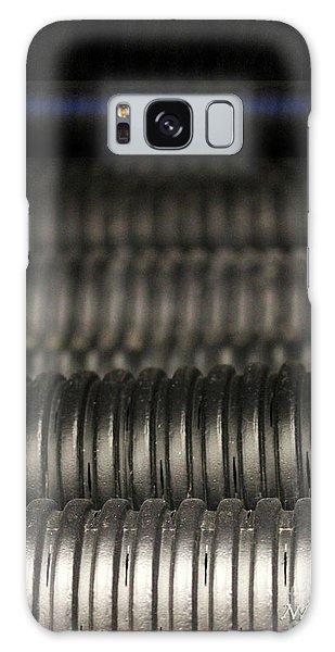 Corrugated Drain Pipe-deep Galaxy Case