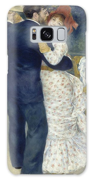 Dance Galaxy Case - Country Dance by Auguste Renoir