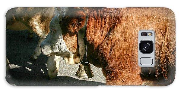 Cow Beautiful 2 - Galaxy Case