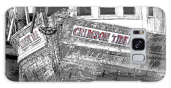 Crimson Tide Galaxy Case