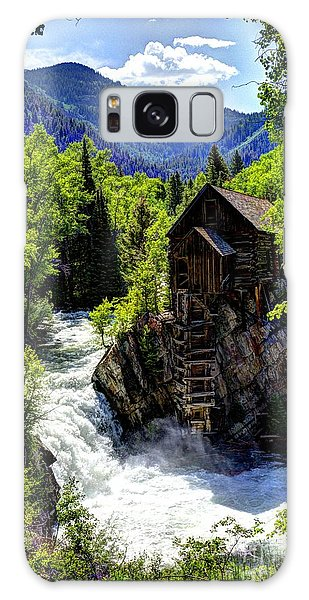 Crystal Mill Near Marble Galaxy Case