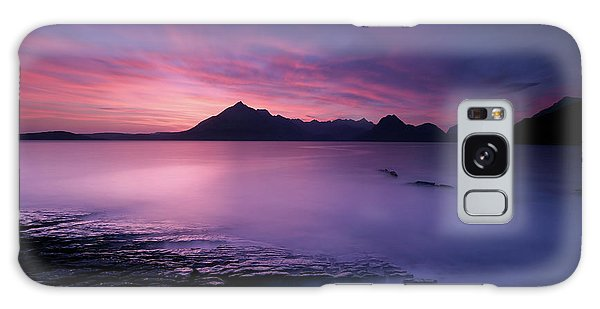 Cuillins At Sunset Galaxy Case