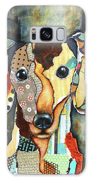 Dachshund Galaxy Case