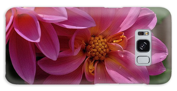 Dahlia Beauty Galaxy Case by Ronda Ryan
