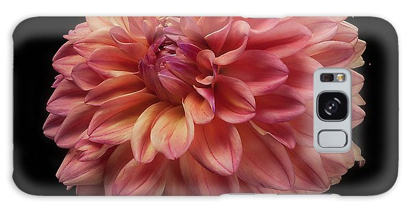 Dahlia 'ferncliff Copper' Galaxy Case