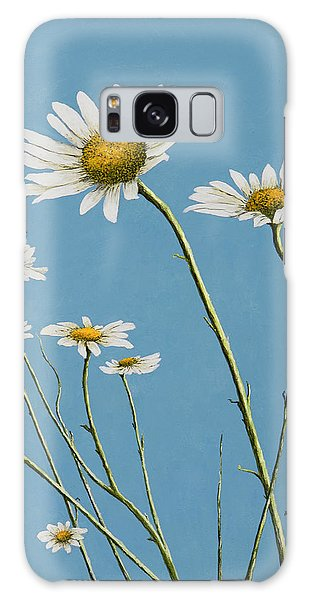Daisies In The Wind Galaxy Case
