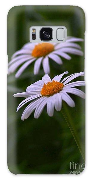 Daisies Galaxy Case by Tim Good