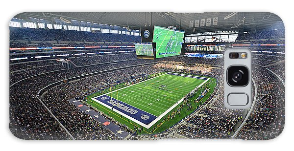 Dallas Cowboys Att Stadium Galaxy Case