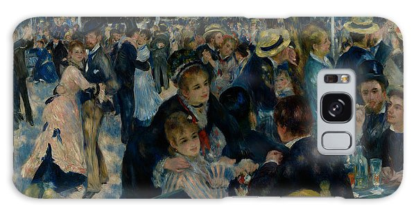 Dance At Le Moulin De La Galette  Galaxy Case