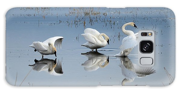 Dance Of The Trumpeter #1a Galaxy Case