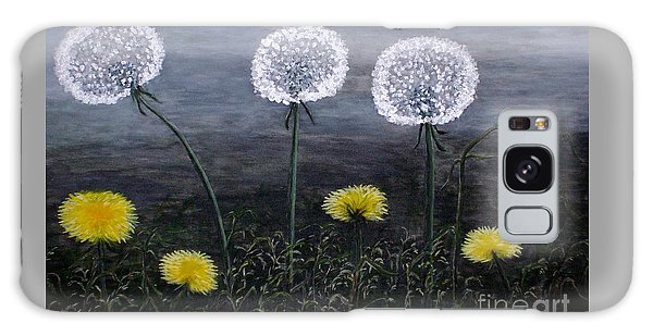 Dandelion Family Galaxy Case