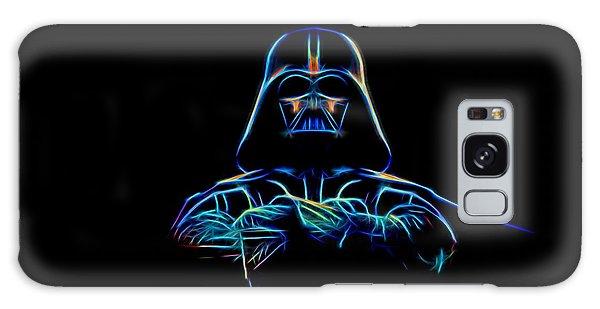 Darth Vader Galaxy Case by Aaron Berg