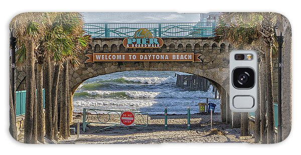 Daytona Beach Galaxy Case