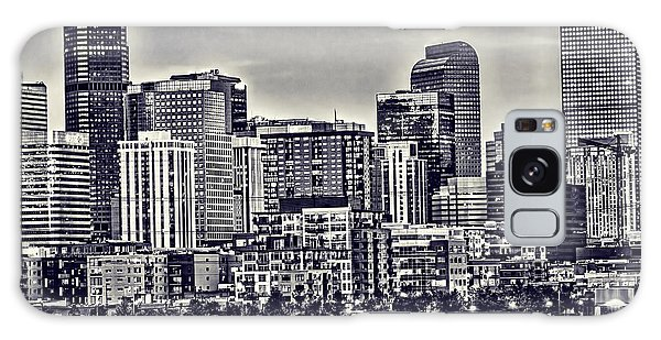 Denver Colorado Galaxy Case by Steven Parker