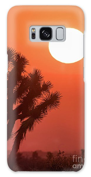 Desert Sunrise Galaxy Case