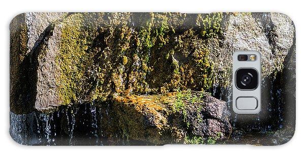 Desert Waterfall 2 Galaxy Case