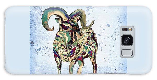 Digital Bighorn Ram Galaxy Case