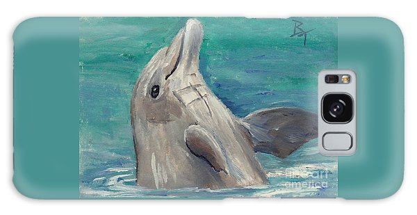 Dolphin Aceo Galaxy Case