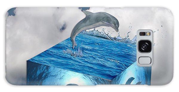 Dolphin Galaxy Case