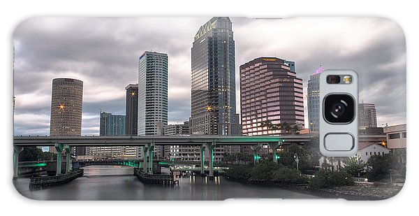 Downtown Tampa Galaxy Case