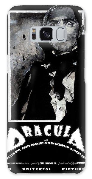 Dracula Movie Poster 1931 Galaxy Case