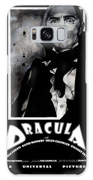 Dracula Movie Poster 1931 Galaxy Case