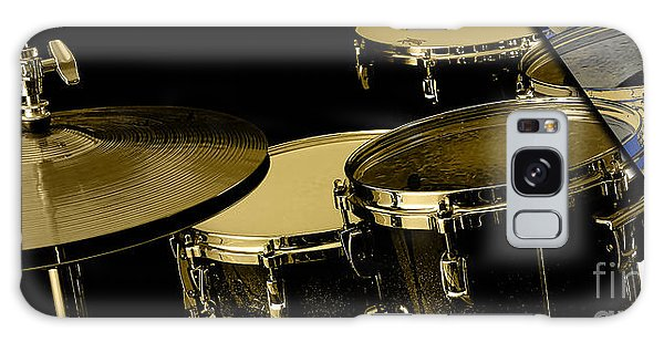 Drums Collection Galaxy Case