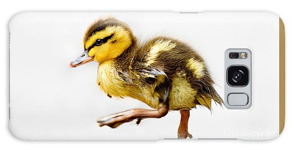 Duckling Parade Galaxy Case