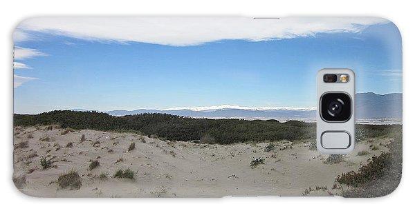 Dune In Roquetas De Mar Galaxy Case