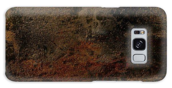 Earth Texture 2 Galaxy Case