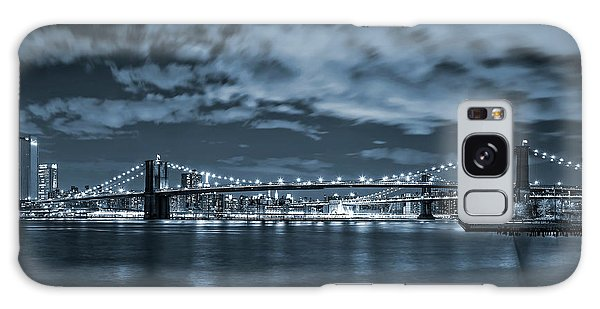 East River View Galaxy Case by Az Jackson