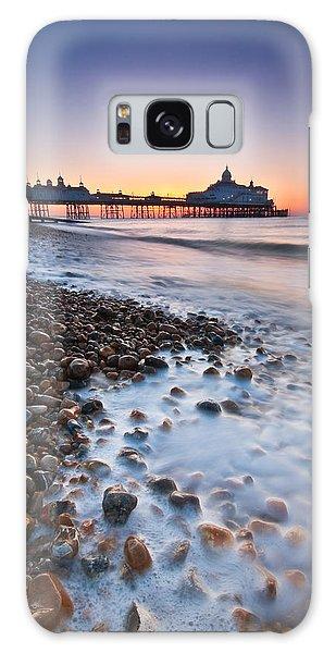 Eastbourne Sunrise Galaxy Case