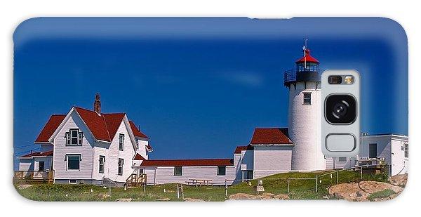 Eastern Point Lighthouse. Gloucester, Ma. Galaxy Case