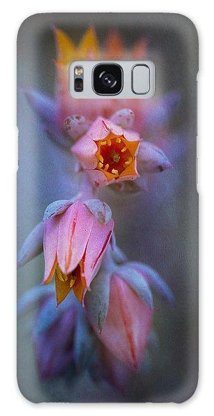Echeveria Flowers Galaxy Case