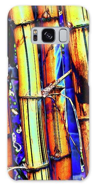Electric Bamboo 1 Galaxy Case