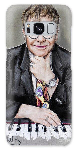 Elton John Galaxy S8 Case - Elton John by Melanie D