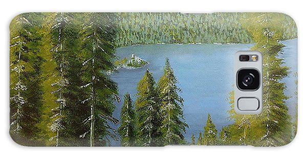 Emerald Bay - Lake Tahoe Galaxy Case