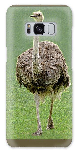 Emu Galaxy Case by Ellen Henneke