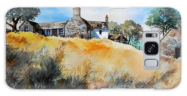 English Farmhouse Galaxy Case