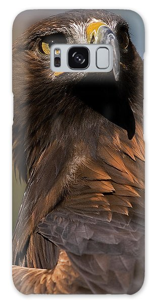 European Golden Eagle Galaxy Case
