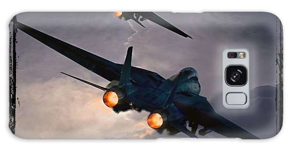 F-14 Flying Iron Galaxy Case