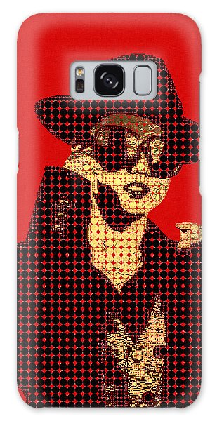 Pop Art Galaxy Case - Fading Memories - The Golden Days No.1 by Serge Averbukh