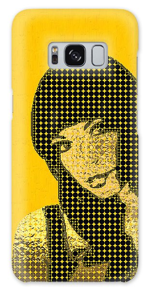 Pop Art Galaxy Case - Fading Memories - The Golden Days No.3 by Serge Averbukh