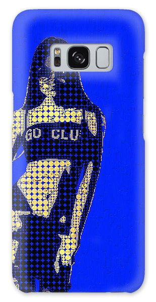Pop Art Galaxy Case - Fading Memories - The Golden Days No.4 by Serge Averbukh