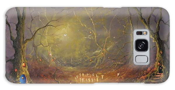 The Fairy Ring Galaxy Case